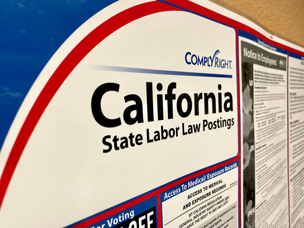 We Know California Labor Laws